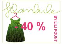 ventes privées Filambule