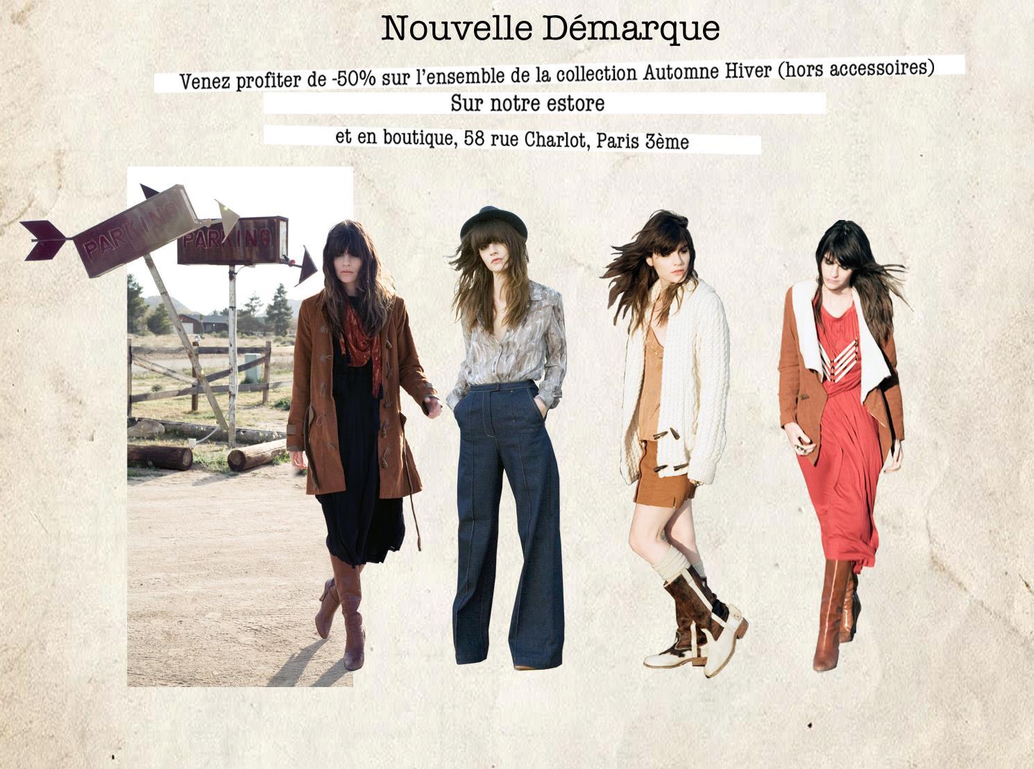 Bon Plan du week-end : Le Bazar des Poilus pour messieurs, Valentine Gauthier pour mesdames…