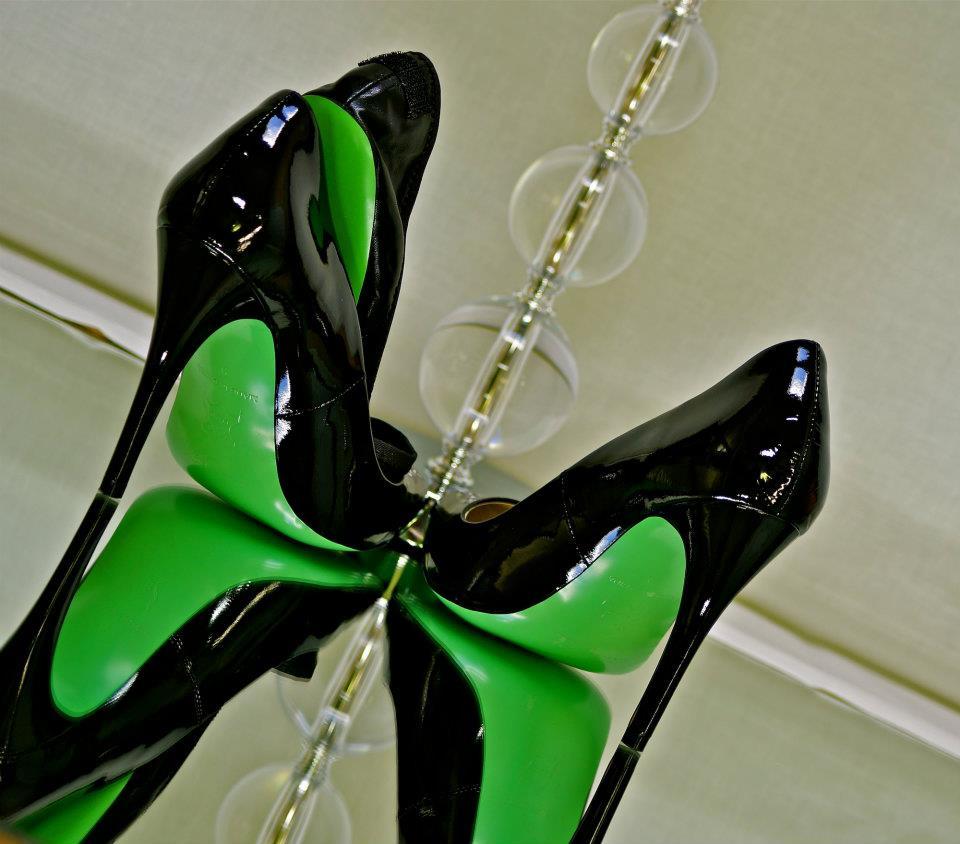 mode éthique Green Louboutin