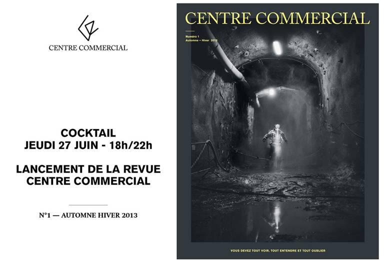 Revue Centre Commercial