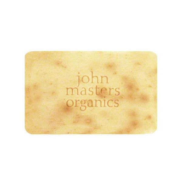 savon exfoliant bio John Masters Organics