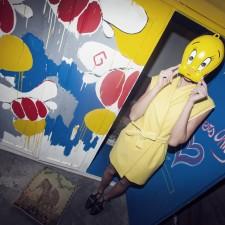 Tendance Kimono : un look  éco-responsable printemps-été 2015