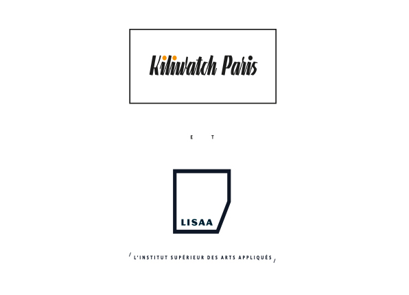 KIliwatch lisaa mode exposition upcycling jeunes créateurs