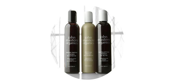 john masters organic shampoing bio