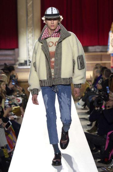 Vivienne Westwood défilé automne hiver 2019 london fashion week 5
