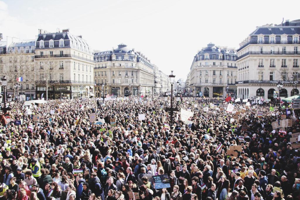 rave 4 climate give a fuck l affaire du siecle marche du siècle marche pour le climat