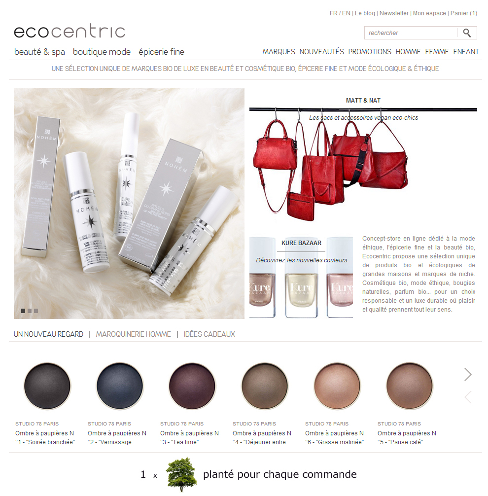 ECOCENTRIC LUXE DURABLE