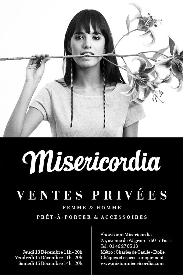 Vente Privée misericordia
