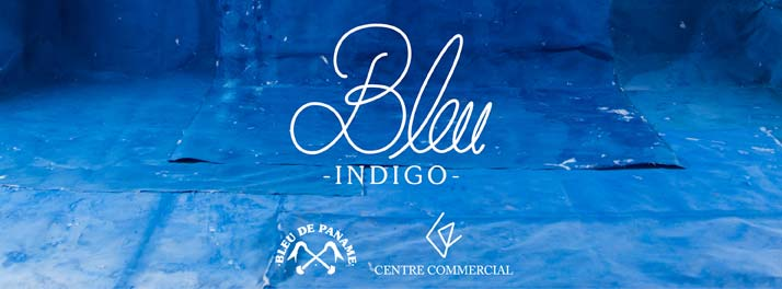 bleu de paname indigo centre commercial cocktail