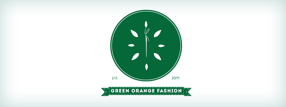 green orange fashion fair mode durable
