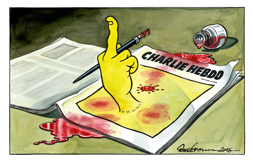 charlie hebdo the independant