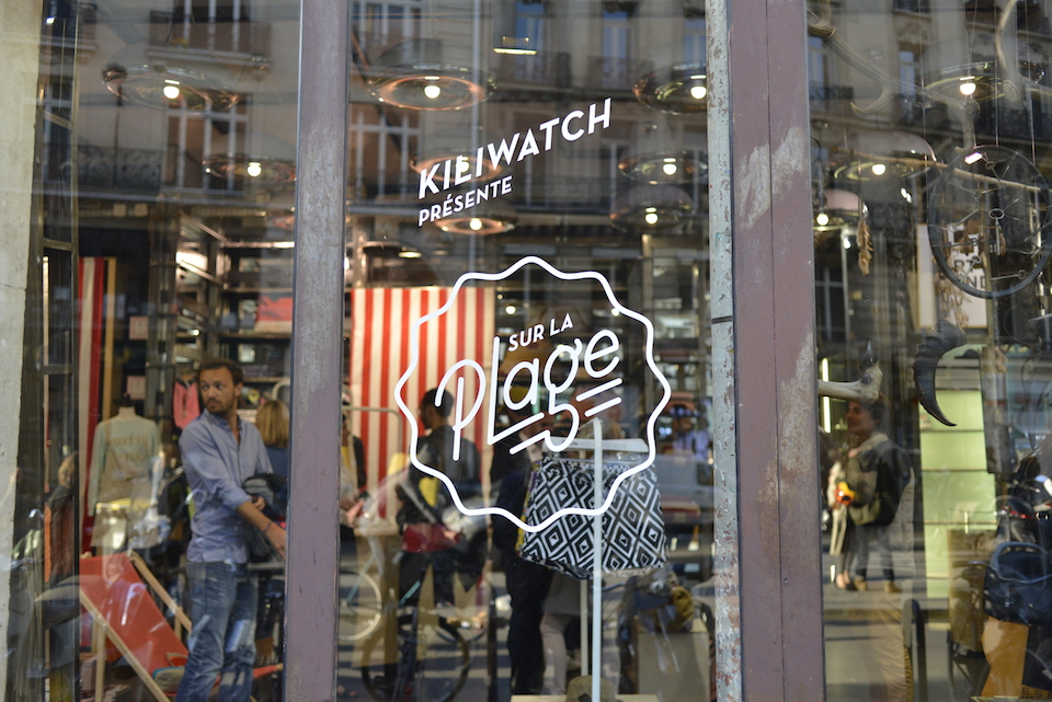 pop up store kiliwatch sur la plage3