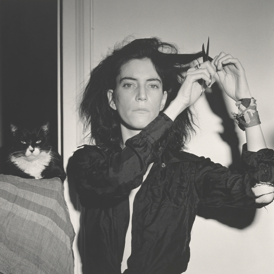 patti smith by robert mappelthorpe sustainable fashion blog french