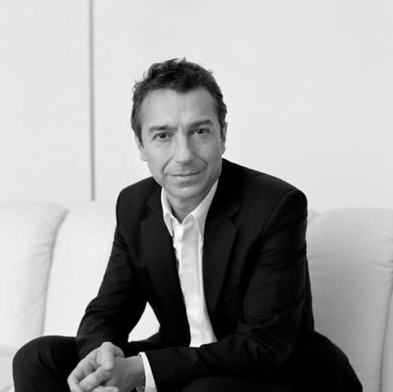 riccardo bellini PDG de chloé et jury certificat développement durable, chaire sustainability Institut français de la mode Kering